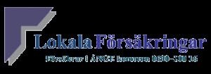 Lokala Försäkringar logotyp transparant.